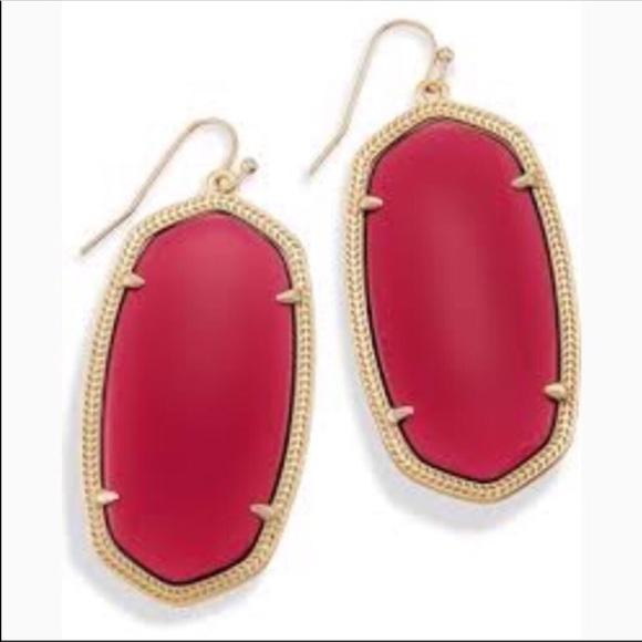 Kendra Scott Jewelry - Kendra Scott Danielle berry earrings